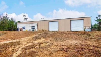 Conroe Farm & Ranch For Sale: 15861 Fm Hwy 1484