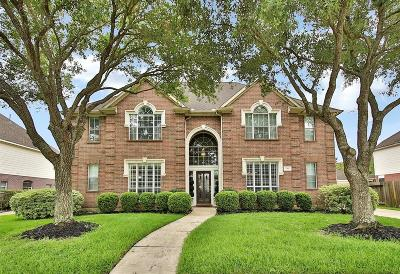 Pearland Single Family Home For Sale: 3310 Frostwood Drive