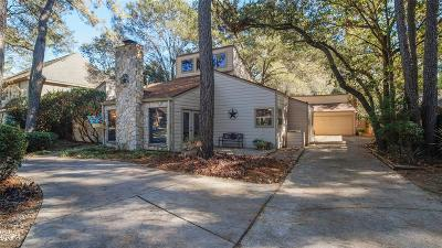 Single Family Home For Sale: 6611 Rippling Hollow Drive