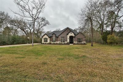 Magnolia Single Family Home For Sale: 23711 Sonoma Valley Drive