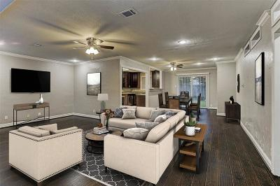 Houston Single Family Home For Sale: 9526 Winsome Lane