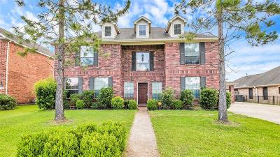 Manvel Single Family Home For Sale: 3223 Longhorn Circle