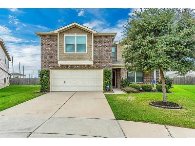 Cypress Single Family Home For Sale: 18710 Brown Redbud Court