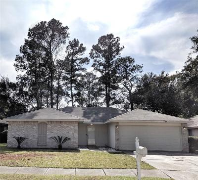 Spring, The Wodlands, Tomball, Cypress Rental For Rent: 4503 Pineville Lane