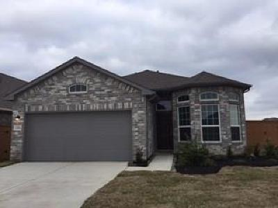 Texas City Single Family Home For Sale: 12510 Jetty Cove