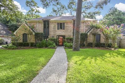 Houston Single Family Home For Sale: 14106 Barons Bridge Drive