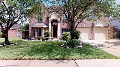 Katy Single Family Home For Sale: 1823 Silver Brook Lane