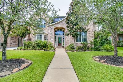 Missouri City Single Family Home For Sale: 9111 Stones Throw Lane