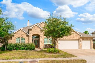 Pearland Single Family Home For Sale: 3215 Durango Drive
