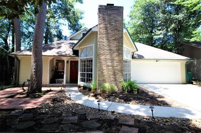 Conroe Single Family Home For Sale: 9 Erickson Street