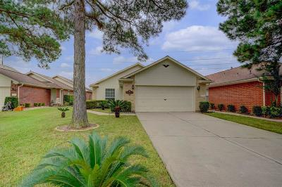 Tomball Single Family Home For Sale: 12329 Westwold Drive