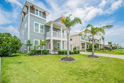 Texas City Single Family Home For Sale: 5502 Brigantine Cay Court