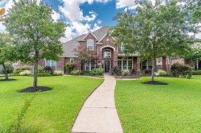 Katy Single Family Home For Sale: 927 Lake Grayson Drive