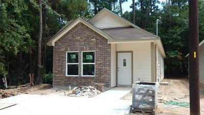 Montgomery Single Family Home For Sale: 16899 Ivanhoe