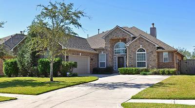 Spring Single Family Home For Sale: 19911 Ogdenburg Falls Drive