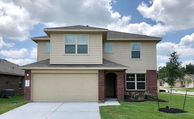 Tomball Single Family Home For Sale: 23715 Umbrella Pine