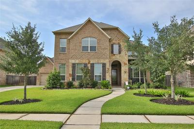 Tomball Single Family Home For Sale: 13818 Arcott Bend Drive