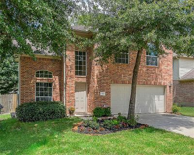 Conroe Single Family Home For Sale: 211 Doncaster Street