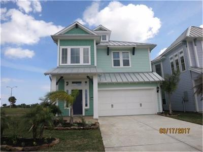 Texas City Single Family Home For Sale: 5029 Brigantine Cay Court
