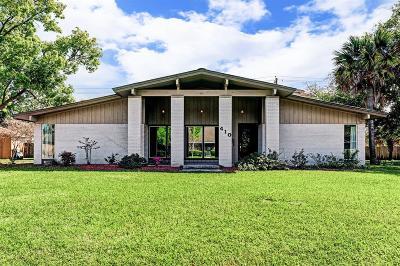 El Lago Single Family Home For Sale: 410 Cedar Lane