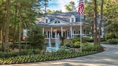 Magnolia Single Family Home For Sale: 10810 Lake Windcrest