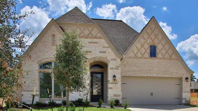 Conroe Single Family Home For Sale: 309 Torrey Bloom Loop