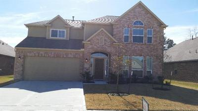 Humble Single Family Home For Sale: 6434 Westward Wood Way