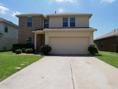 Katy Single Family Home For Sale: 6811 Enchanted Crest Drive