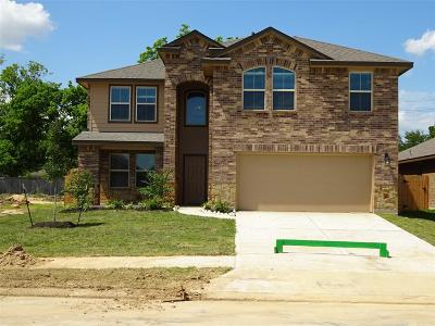 Galveston County, Harris County Single Family Home For Sale: 3134 Specklebelly