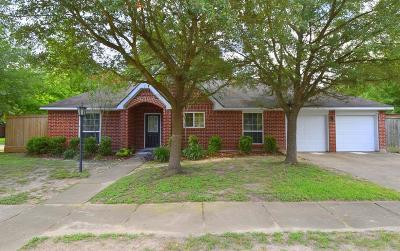 Katy TX Single Family Home Option Pending: $174,900