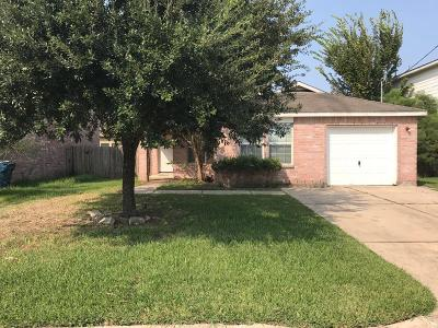 Conroe Single Family Home For Sale: 505 Pine Cluster Court