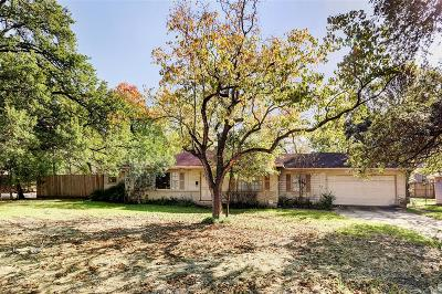 Bellaire Single Family Home For Sale: 4701 Bellview Street
