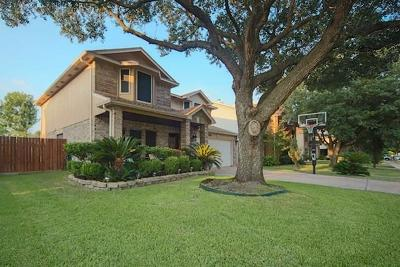 Houston Single Family Home For Sale: 17050 Grampin Drive
