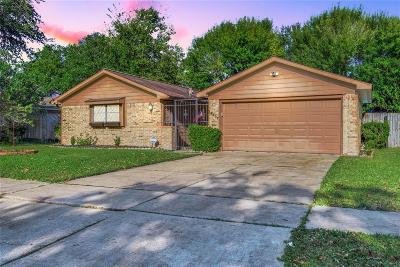 Houston Single Family Home For Sale: 12307 Millbanks Drive