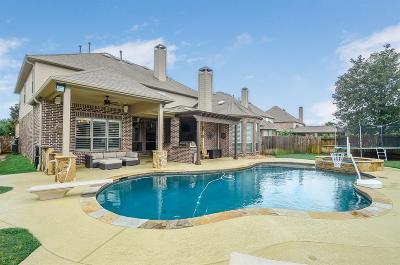 Katy Single Family Home For Sale: 4722 Deermeadow Falls Lane