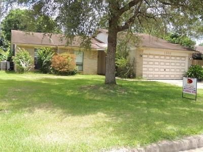 Bay City TX Single Family Home For Sale: $137,500