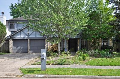Spring Single Family Home For Sale: 4411 Spinks Creek Lane