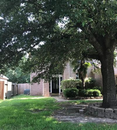 Single Family Home For Sale: 19651 Heritage Elm Court