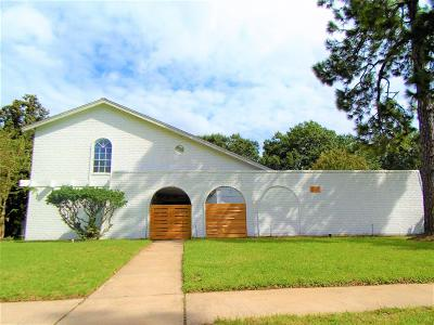 Jersey Village Single Family Home For Sale: 15602 Congo Lane
