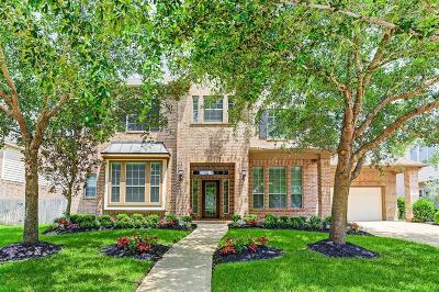 Missouri City Single Family Home For Sale: 3015 Road Runner Walk