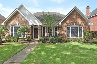 Missouri City Single Family Home For Sale: 4919 Cave Run Drive