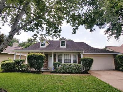 Houston Single Family Home For Sale: 10419 Horseshoe Bend Drive