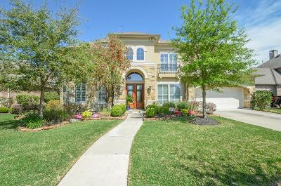 Katy Single Family Home For Sale: 5923 Hawthorne Garden Way