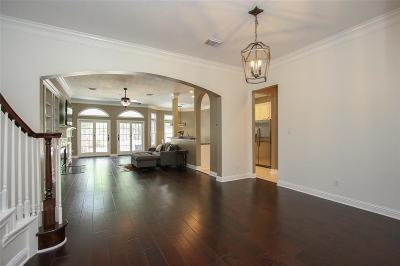 Houston Single Family Home For Sale: 5328 McCulloch Circle