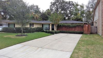 Houston Single Family Home For Sale: 5309 Pagewood Lane