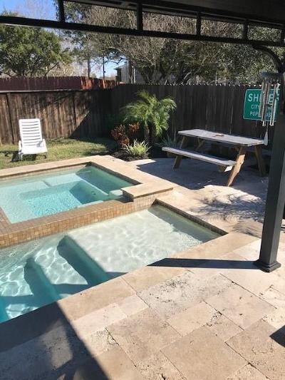 Houston Single Family Home For Sale: 9030 Tarpon Springs Lane