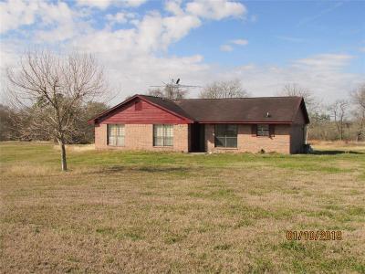 Grimes County Single Family Home Option Pending: 8474 Rolling Oaks Drive