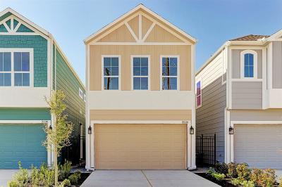 Eado Single Family Home For Sale: 3226 Gillespie Street