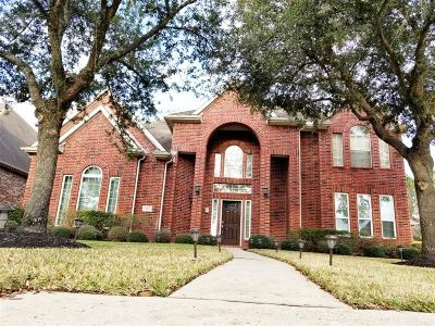 Houston Single Family Home For Sale: 14406 Brentshire Lane