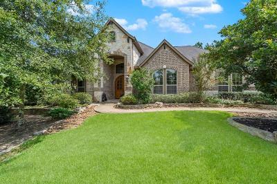 Conroe Single Family Home For Sale: 10042 Estes Hill Lane